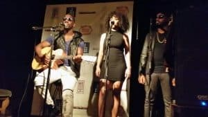 King Cavalli performing